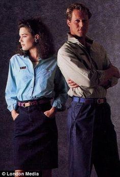 Apple clothes circa 1980 circa 1980, 1980s fashionstyl