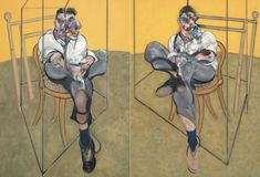 "Deleuze on Francis Bacon's ""Three Studies of Lucian Freud"" (1969)"