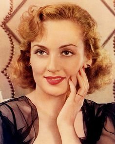 Mrs. Clark Gable - Carol Lombard