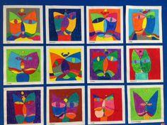 From the Art Class of Mangapapa School