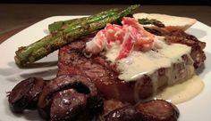 Roses are red, violets are blue. Fire up those grills for the perfect Valentine's dinner for two! #FoodsWeLove