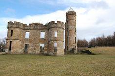 Eglinton Castle, Kilwinning, Ayrshire