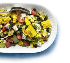 South-western-style salad