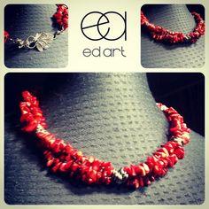 Collar - Coral