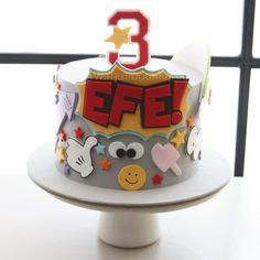 Cake inspired by @miramikati #designercake #miramikati #mutludukkan #sekerhamuru…