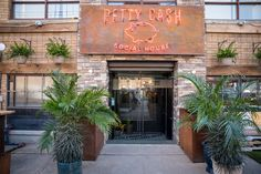 Petty Cash is a more casual restobar venture at Adelaide and Portland from the people behind Baro. The menu brings together what's fresh and what's fami. Vegan Pate, Best Restaurants In Toronto, Veggie Plate, Fried Chicken Sandwich, Home Of The Brave, Pool Table, Burgers, Sandwiches, Patio