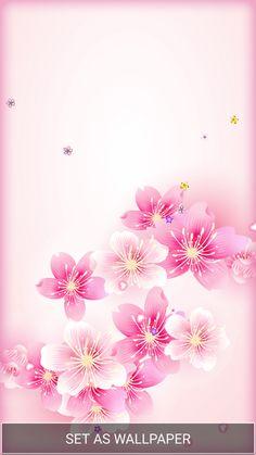 Resultado de imagen para flor de cerezo fondos