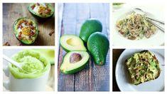 Jde to naslano i nasladko Foto: Avocado Egg, Guacamole, Zucchini, Healthy Eating, Fruit, Vegetables, Breakfast, Food, Fitness
