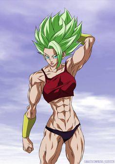 Explore best kale art on DeviantArt Cute Anime Character, Character Art, Character Design, Dragon Ball Z, Anime Fight, Manga Anime, Cartoon Girl Drawing, Dark Fantasy Art, Animes Wallpapers