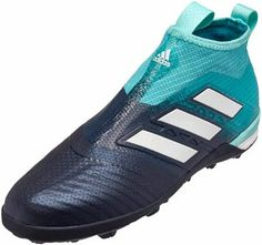 detailing 605a1 83f73 adidas ACE Tango 17 Purecontrol TF – Energy Aqua White