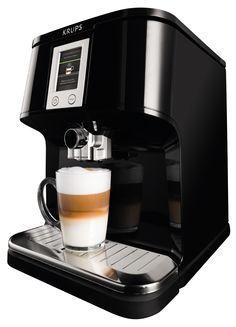 Ekspresy do kawy Krups - wyjątkowy smak
