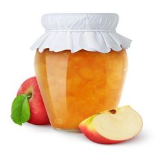 Photo about Apple jam over white background. Image of closeup, segment, jelly - 26224511 Best Apple Crisp, Apple Crisp Recipes, Chutneys, Apple Jam, Jam And Jelly, Christmas Breakfast, Vegetable Drinks, Great Desserts, Christmas Desserts