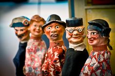 french puppets by sukiefoto