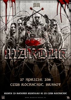 Miercuri, 27 Aprilie 2016, ora 20:00, Club Rockstadt, Brasov Walpurgis Night, St Petersburg Russia, House On The Rock, Moscow Russia, Budapest, Tours, Concert, Movie Posters, Club