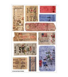 Love 2 Travel Stickers-