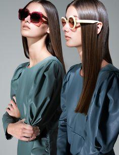 photography by ESTELLE KLAWITTER Nina Klein, Etnia Barcelona, Models, Sunglasses, Fitness, Photography, Fashion, Templates, Moda