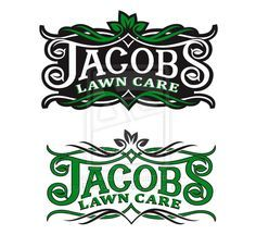 Lawn Care Business Cards Logo Card Design Ideas