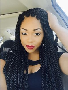 2016 Fall - 2017 Winter Hairstyles for Natural Hair 23