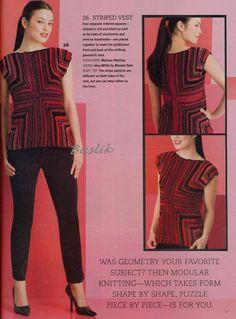 Knit Simple fall 2007 - אירית שלף - Picasa-Webalben