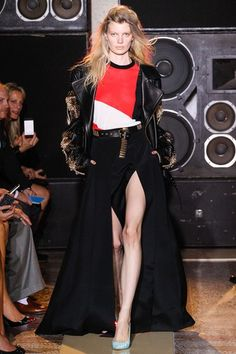 Fausto Puglisi Spring 2014 Ready-to-Wear Fashion Show Collection