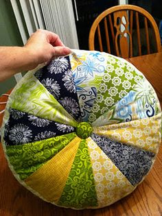 Sprocket Pillow!