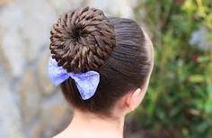 Resultado de imagen para peinados para niña escuela