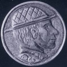 Michael Branham - Beardless Man Wearing Derby - Coin: ND (G) Derby, Buffalo, Coins, Auction, Personalized Items, Rooms, Water Buffalo