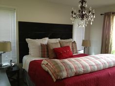 Do it yourself headboard do it yourself headboard panels series homemade headboard out of four 8 x 12 pieces of pine and a distressed black finish for an easy do it yourself barnboard headboard solutioingenieria Images