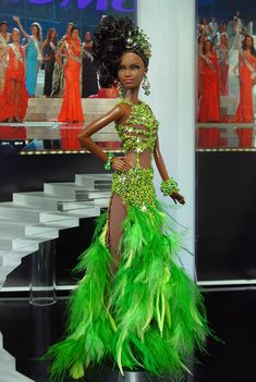 Miss St. Lucia 2013/2014 -