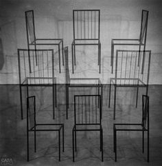A alma concretista de Geraldo de Barros na arte e no design - Casa