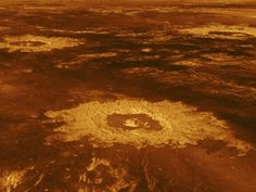 Secular scientists were expecting Venus to be geologically inactive. Except that it apparently isn't! Research Scientist, New Scientist, Institute For Creation Research, Deep Time, Plate Tectonics, Our Solar System, Science News, Geology, Astronomy