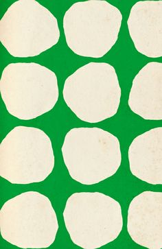 Green/White Pattern - Ashley G