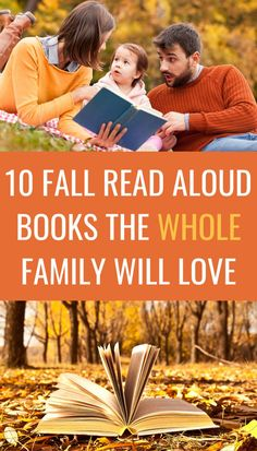 The best books to read aloud in fall. These cozy reads will appeal to all ages, even parents! Read Aloud Books, Best Books To Read, Good Books, Get Reading, Kids Reading, Autumn Activities For Kids, Book Activities, Love Book, This Book