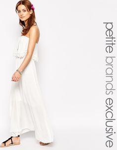 Glamorous Petite Bandeau Maxi Dress