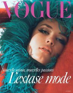 WASD — Publication: Vogue Paris September 2017 Model:...