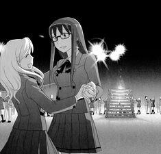 Sasameki Koto by Takashi Ikeda South Park, Yuri, Sasameki Koto, Anime Life, Gay Art, Doraemon, Taekwondo, Magical Girl, Shoujo