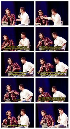 J2 are so sweet together it even makes their wives sick.