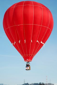 Image detail for -first hot air balloon