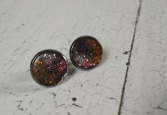 Sr⊙⊙czka: Kolczyki wkrętki 11/ nr. 78 Druzy Ring, Rings, Jewelry, Jewlery, Jewerly, Ring, Schmuck, Jewelry Rings, Jewels