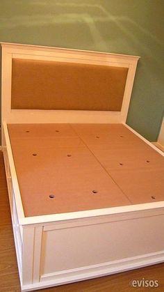 cama de dos plazas con cajones cama de dos plazas con cajones 6 con guias metalicas , tapizado en ecocuero, incluye placas. ... http://don-torcuato.evisos.com.ar/cama-de-dos-plazas-con-cajones-id-976035