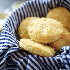 Learn how to make gluten free lemon scones with DIY lifestyle expert Lia Griffith.