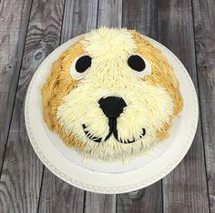 Shaggy dog cake