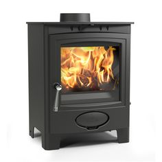 Aarrow Ecoburn Plus DEFRA stoves range | Contemporary Living