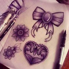 tumblr tattoo designs - Buscar con Google