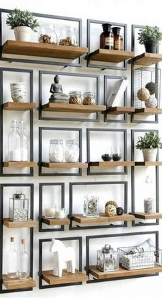 Kitchen Wall Display Ideas Frames 63 Super Ideas #kitchen