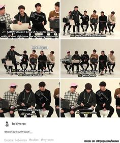 and then there's jungkookie teaching his hyung...   allkpop Meme Center