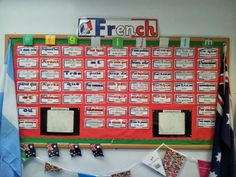 French Classroom Decorations On Pinterest Classroom & French Classroom Decorating Ideas - Elitflat