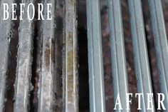 How to Get Gunky Stove Burners & Grill Grates Clean Without Any Scrubbing « Food Hacks