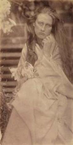 Despair Julia Margaret Cameron
