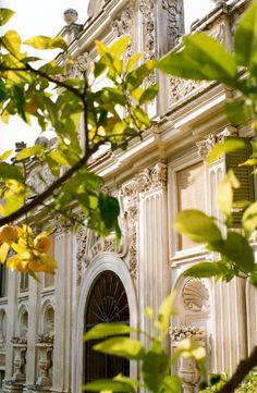 Villa Borghese Gardens Rome, Italy